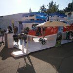 هشتمین نمایشگاه بین المللی صنایع هوایی و فضایی ایران
