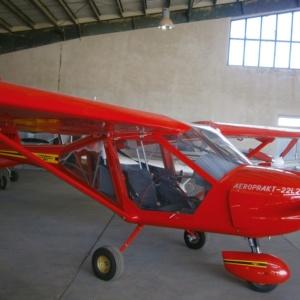 هواپیمای تفریجی و آموزشی آ۲۲